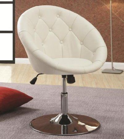 Coaster Round Back Swivel Chair For Living Room Review Best Recliners