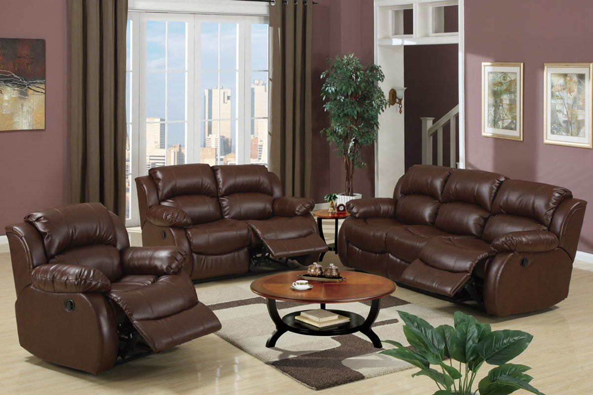 How to integrate a recliner in the living room best Reclining living room furniture