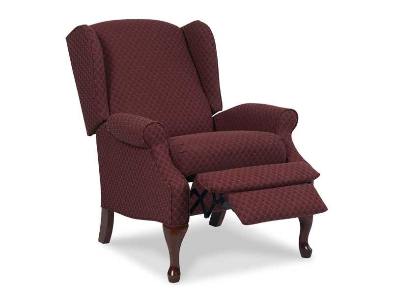 Best chair wing chair recliner best home furnishings for Comfortable wingback chair