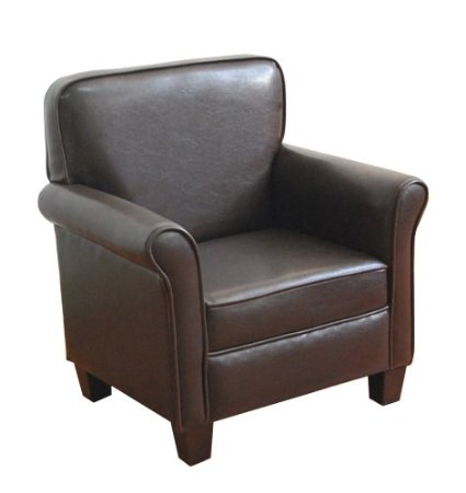 Kinfine Boys Leather Armchair