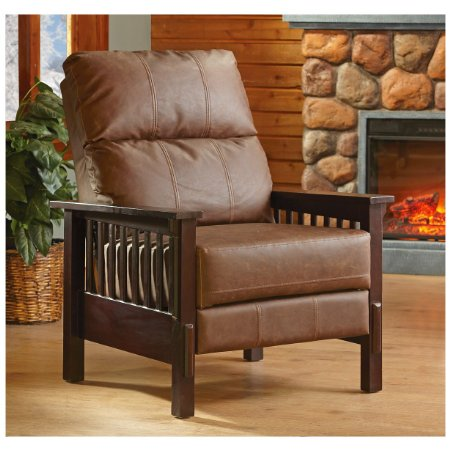 CastleCreek Mission Style Recliner Review