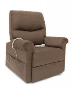 Pride LC105 Electric Recliner Lift Chair