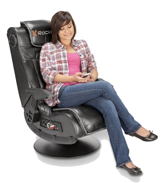 X Rocker 51396 Pro Series Video Gaming Chair Review