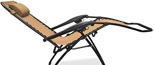 Caravan Canopy Zero Gravity Chair recline
