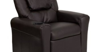 Flash-Furniture-DG-ULT-KID-BRN-GG-Contemporary-Brown-Vinyl-Kids-Recliner-With-Cup-Holder-And-Headrest-View3