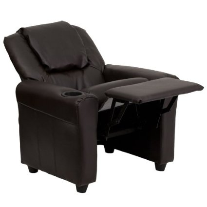 Flash-Furniture-DG-ULT-KID-BRN-GG-Contemporary-Brown-Vinyl-Kids-Recliner-With-Cup-Holder-And-Headrest-View4