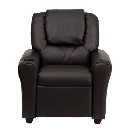 Flash-Furniture-DG-ULT-KID-BRN-GG-Contemporary-Brown-Vinyl-Kids-Recliner-With-Cup-Holder-And-Headrest-View5