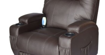 HomCom-Deluxe-Heated-Vibrating-PU-Leather-Massage-Recliner-Chair-View4