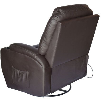 HomCom-Deluxe-Heated-Vibrating-PU-Leather-Massage-Recliner-Chair-View7