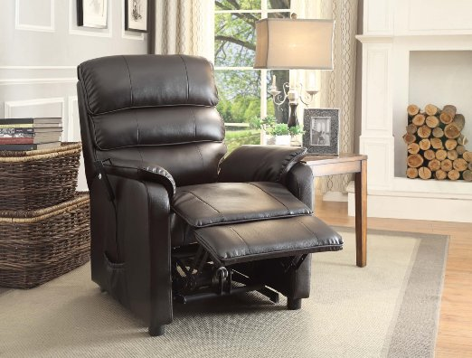 Homelegance-8545-1LT-Power-Lift-Recliner-Chair,-Dark-Brown-Bonded-Leather-View4
