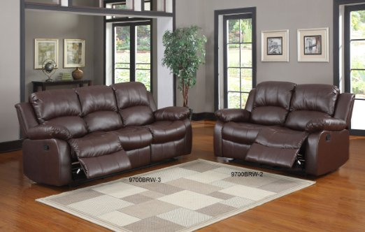 Homelegance-9700BRW-1-Upholstered-Recliner-Chair,-Warm-Brown-Bonded-View3