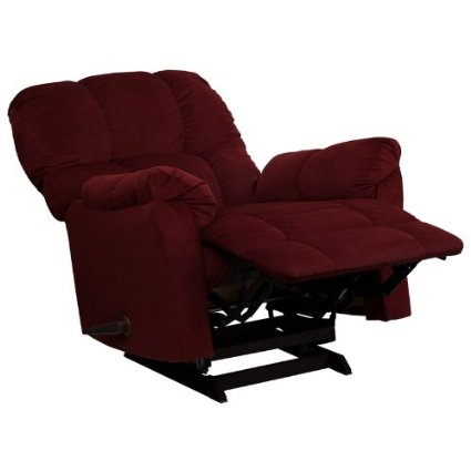 Flash-Furniture-AM-9320-4170-GG-Contemporary-Top-Hat-Berry-Microfiber-Rocker-Recliner-View2