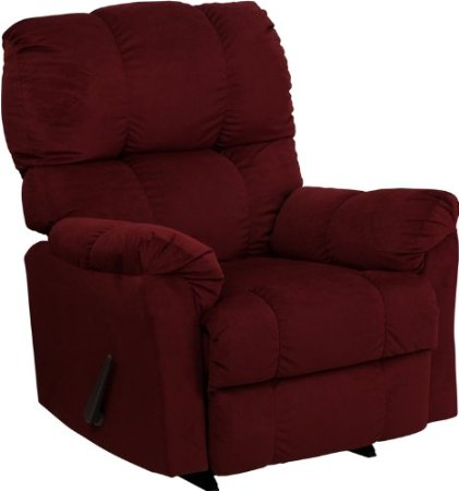 Flash-Furniture-AM-9320-4170-GG-Contemporary-Top-Hat-Berry-Microfiber-Rocker-Recliner-View3