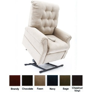 Mega Motion LC-200 3 Position Lift Recliner  sc 1 st  Best Recliners : 3 position lift chair recliner - islam-shia.org