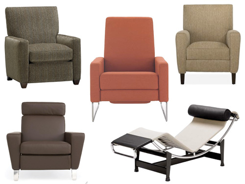 Budget recliners finding recliners below 500 best for Small modern chair