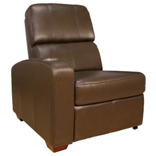 Bello HTS101BN Left-Arm Reclining Chair (Brown)1