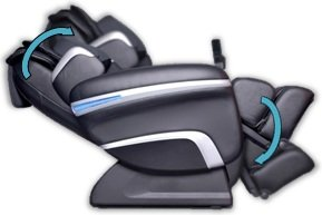 Osaki OS-7200H Heated Reclining Zero Gravity Full Body Massage Chair3