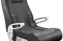 X Rocker II Video Gaming Chair , Wireless , Black1