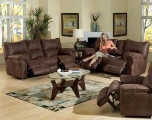 Catnapper Temptation Power Reclining Sofa-2