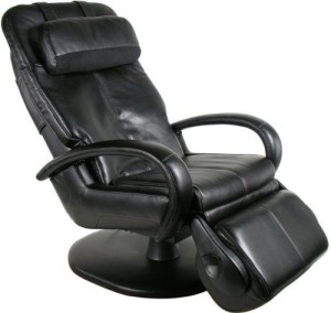 HT Massage Chair HT-5040 Massage Chair, Black-2