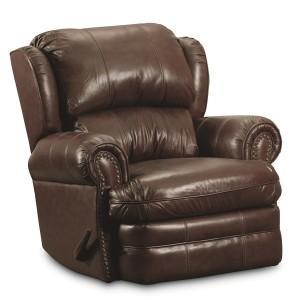Lane Furniture Hancock Recliner, Savaughed Brown-2