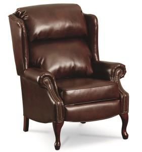 Lane Furniture Savannah Recliner, Pecan-3