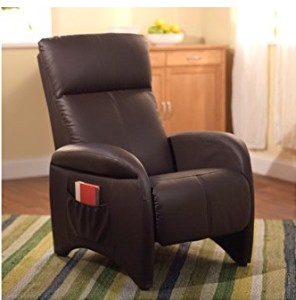 TMS Addin Recliner, Chocolate-1