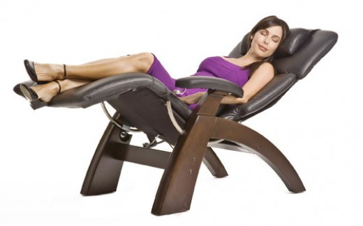 back pain and recliners