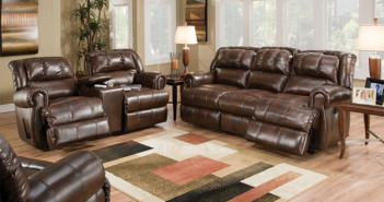 Top Lane Furniture Leather Recliner