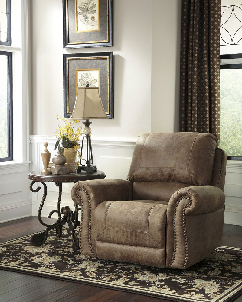 Chair And A Half Recliner - Ashley Signature