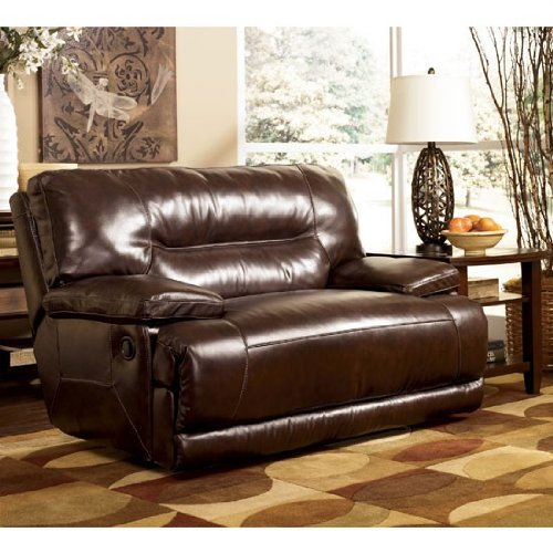 Best Chair and a Half Recliner - Exhilaration Collection Oversized Power Recliner