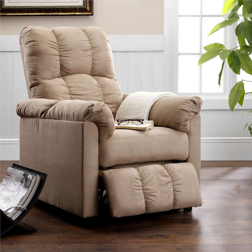 Dorel Asia Slim - Best Small Cheap Recliners