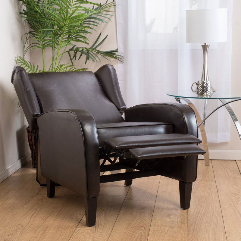 Wingback Recliner Chairs: Style And Comfort In One