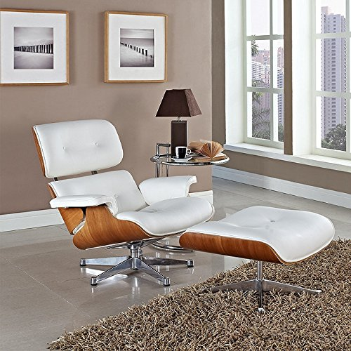 MLF® Plywood Eames Lounge Chair u0026 Ottoman - Contemporary Leather Recliners & Contemporary Leather Recliners For The Modern Home | Best Recliners islam-shia.org