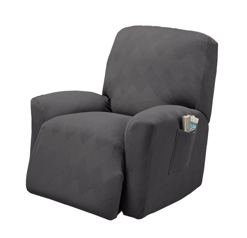 Stretch Sensations Optic Recliner Stretch Slipcover
