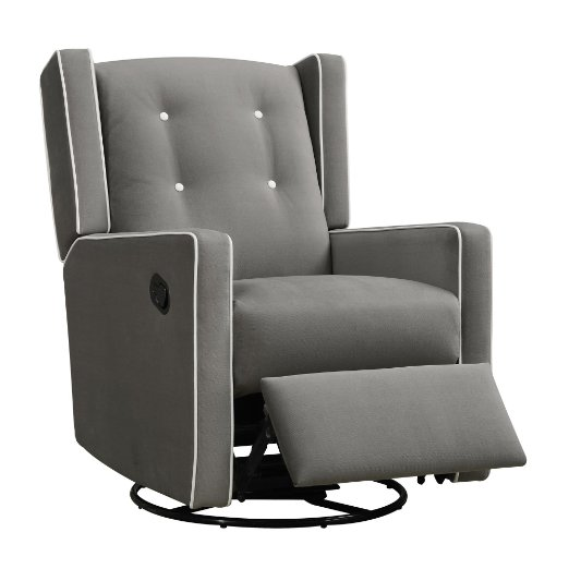 Swivel Rocker Recliner - Best Nursery Chairs