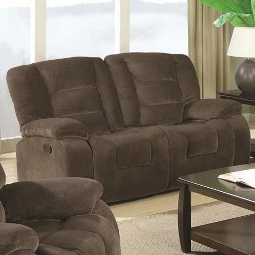 Coaster Home Furnishings Casual Motion Loveseat - Best Recliner Couch & Finding The Best Recliner Couch | Best Recliners islam-shia.org
