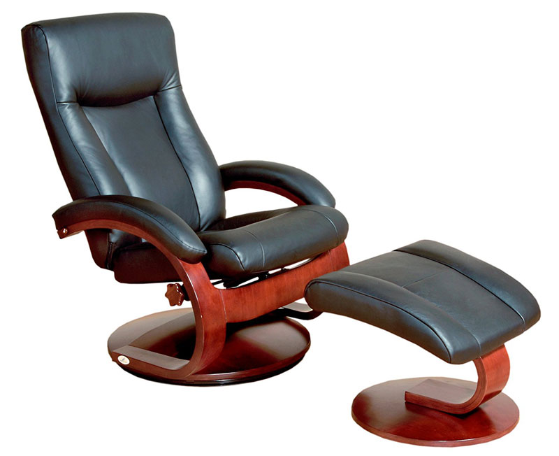 Mac Motion Oslo Collection Recliner - Small Leather Recliners