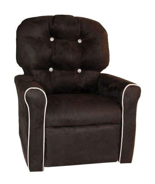 Dozydotes Classic Rocker Recliner - Four Button Chair