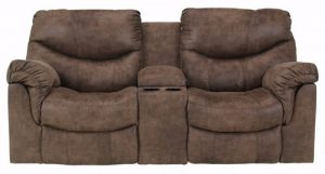 Ashley Furniture Signature Design - Alzena Recliner Loveseat - Best Loveseat Recliners