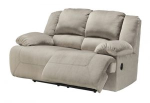 Ashley Furniture Signature Design - Toletta Loveseat Recliner - Best Lovesest Recliner