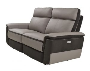 Homelegance Laertes Two-Tone - Best Loveseat Recliners